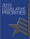 2013 Legislative Priorities